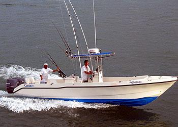 costa rica fishing kinembe