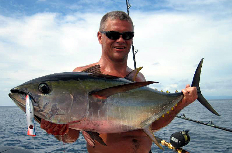 tuna fishing costa rica